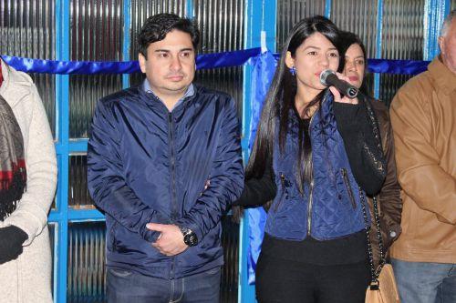 Inauguração do Bazar Solidário e a reinauguração da Cozinha Industrial, Corte e Costura e Barracão Industrial I