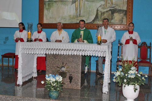Missa de Ação de Graças na Igreja São João Batista