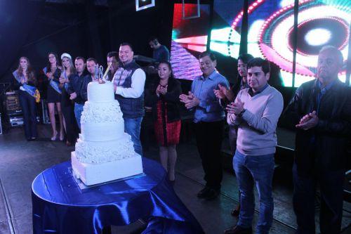 28º aniversário do município