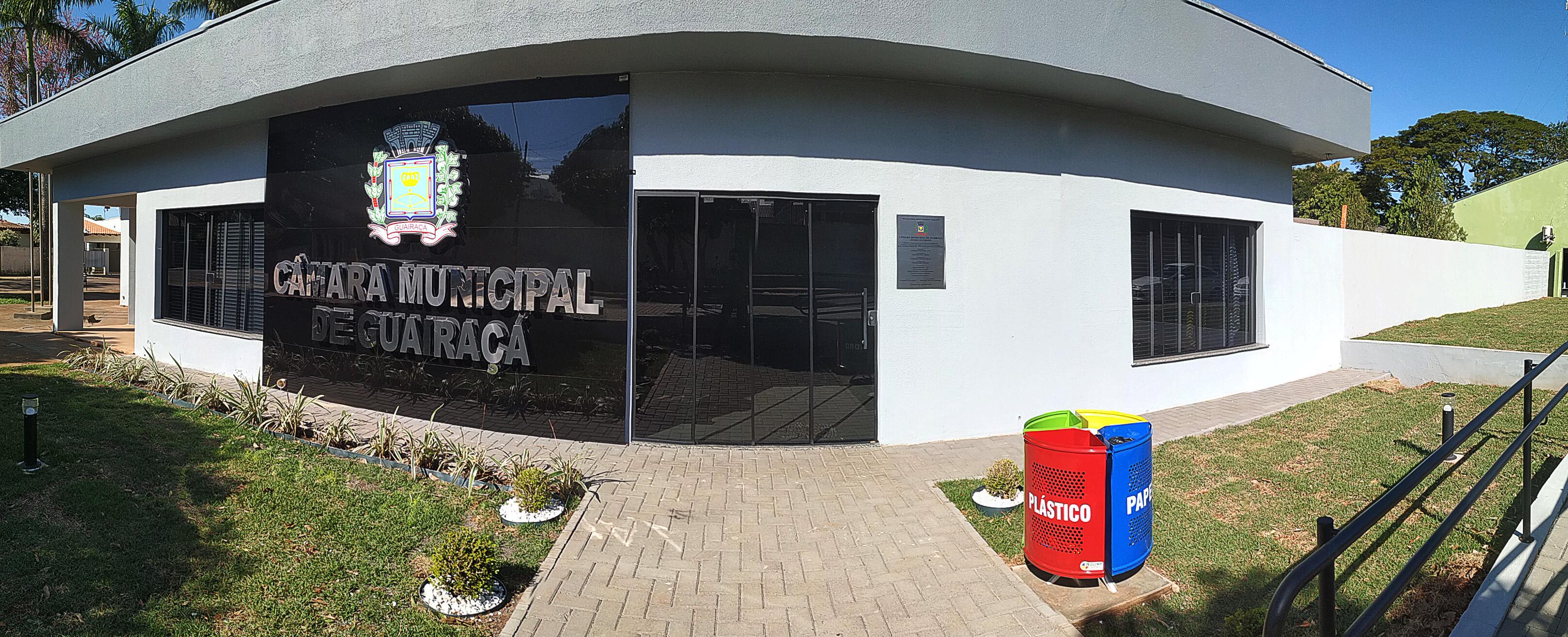 Câmara Municipal de Guairaçá-PR