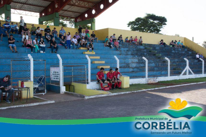 Semi-finais do Campeonato Municipal de Futebol Amador