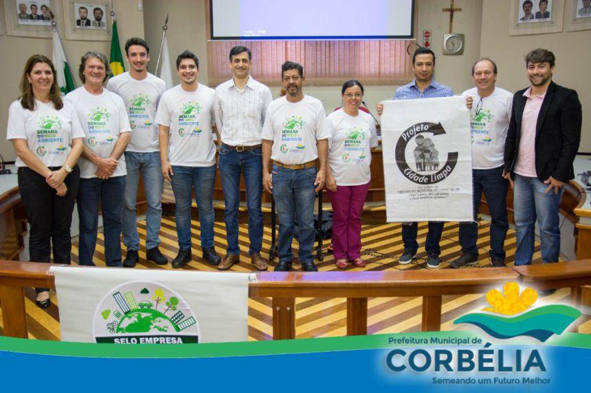 Lançamento Projeto Cidade Limpa