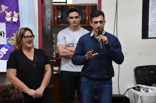 Premiação da Gincana do Centro de Convivência do Idoso