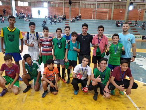 Festival de Futsal Menores