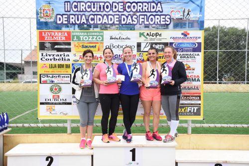 II CIRCUITO DE CORRIDA DE RUA CIDADE DAS FLORES - IV ETAPA