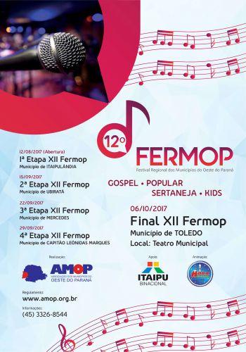 1ª Etapa do FERMOP será realizada neste sábado em Itaipulândia