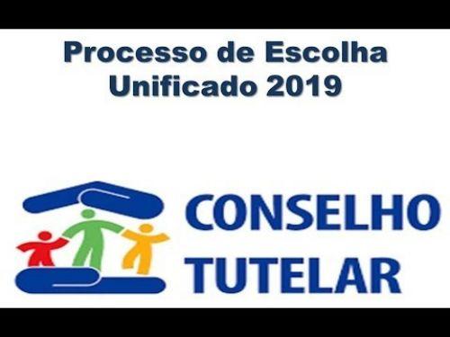 ELEIÇÃO UNIFICADA PARA O CONSELHO TUTELAR - QUADRIÊNIO 2020/2023