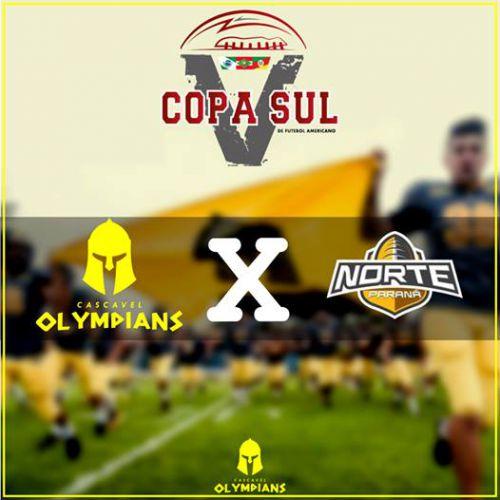 Copa Sul de Futebol Americano