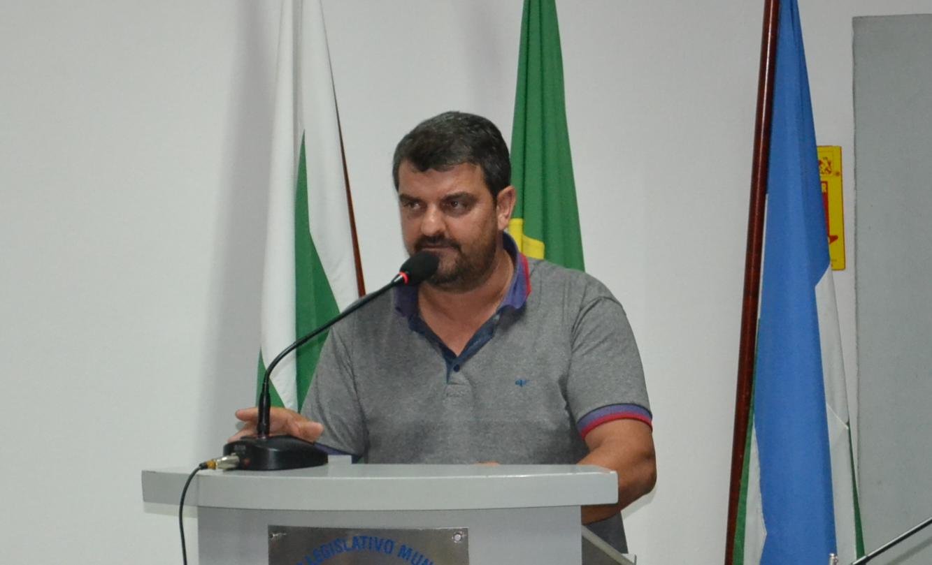 Vereador Katarino é o autor da propositura