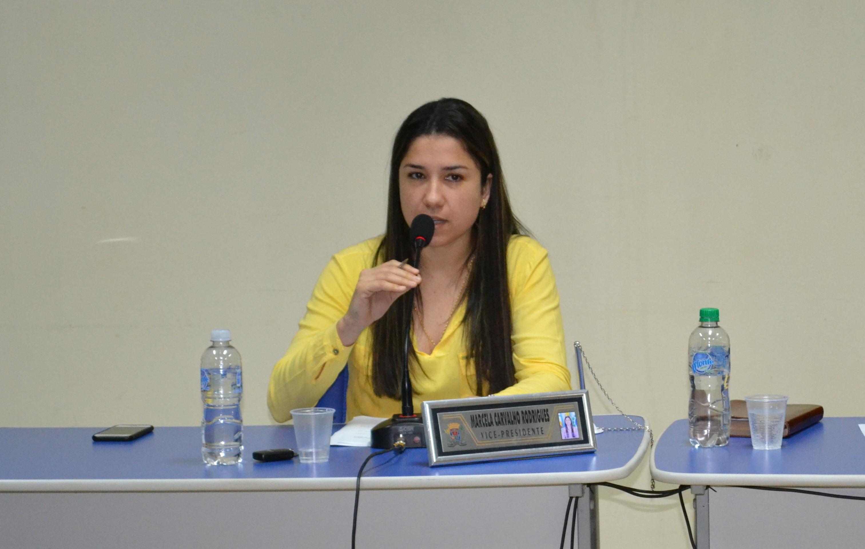 Matéria é da vereadora Marcela e segue para sanção do prefeito