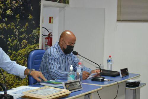Vereador Carlos Alberto de Sales