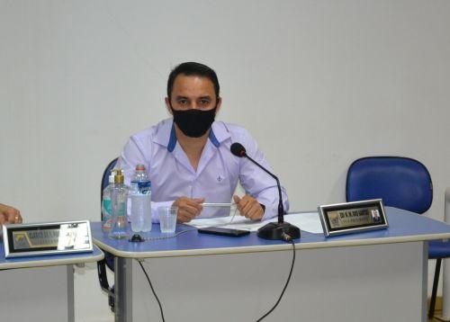 Vereador �di Willian Moreira dos Santos