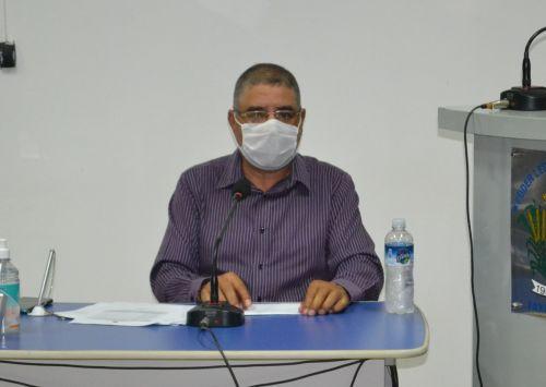 Vereador Sueder Martins de Souza