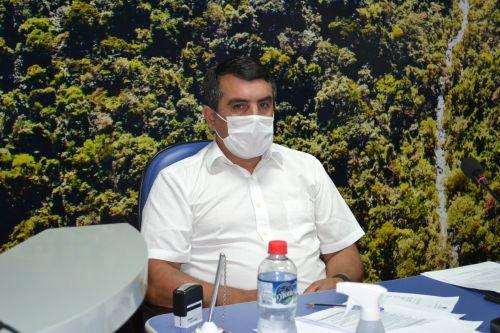 Vereador Ozias Marcelino de Souza