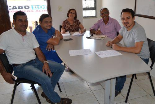 Vereadores integrantes das comissões permanentes