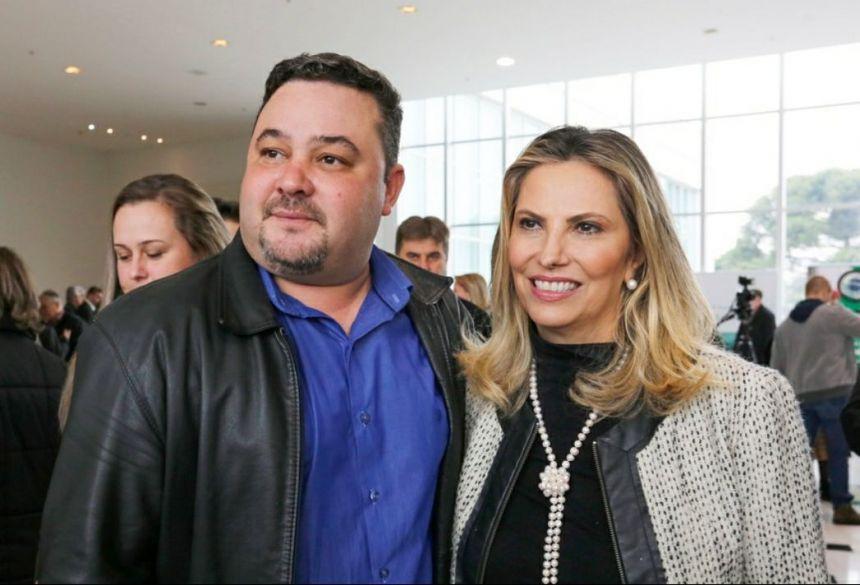 Em viagem a capital em busca de recursos ao município, o prefeito Evandro Marcelo da Silva se encontrou na quarta-feira, 06 de junho, com a Governadora Cida Borghetti.