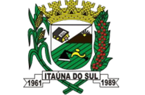 Brasão do Município de Itaúna do Sul