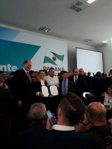 Secretario Estadual de Saúde Antônio Carlos Nardi, libera mias recursos para a saúde...
