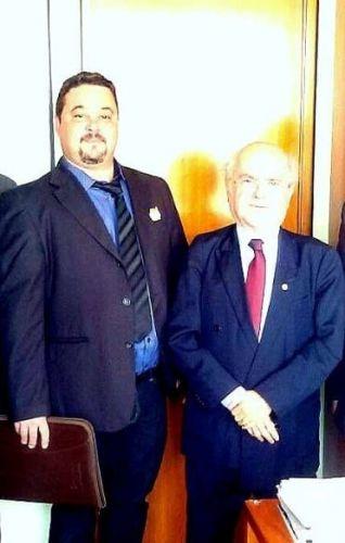Deputado Federal Alfredo Kaefer destina 100 mil reais de emenda parlamentar de custeio para a saúde
