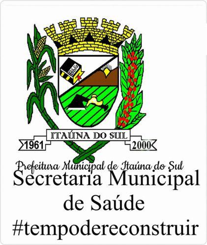 Secretaria Municipal de Saúde de Itaúna do Sul