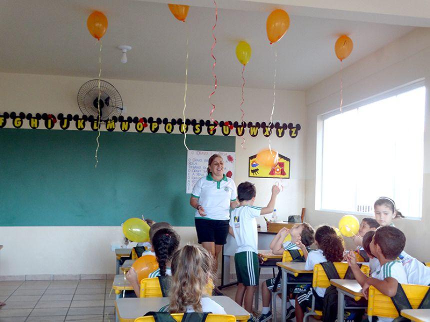 CMEI - ESPAÇO DO SABER