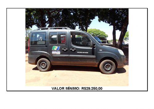 LEILÃO PÚBLICO 001-2018