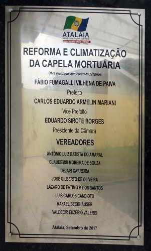 REFORMA CASA MORTUÁRIA