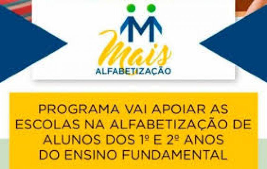SELEÇÃO DE ASSISTENTE DE ALFABETIZAÇÃO