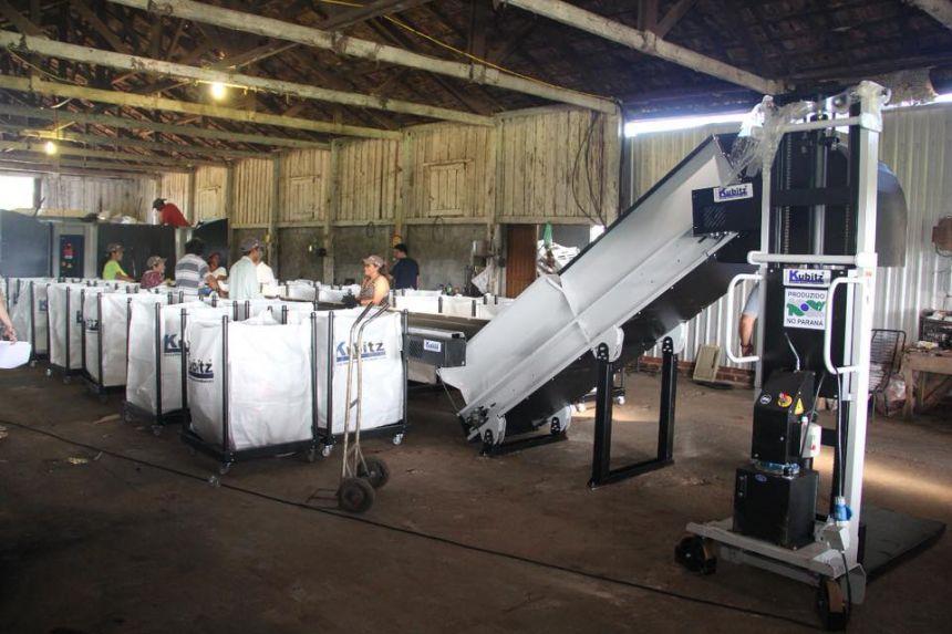 Centro de Triagem de Resíduos Sólidos
