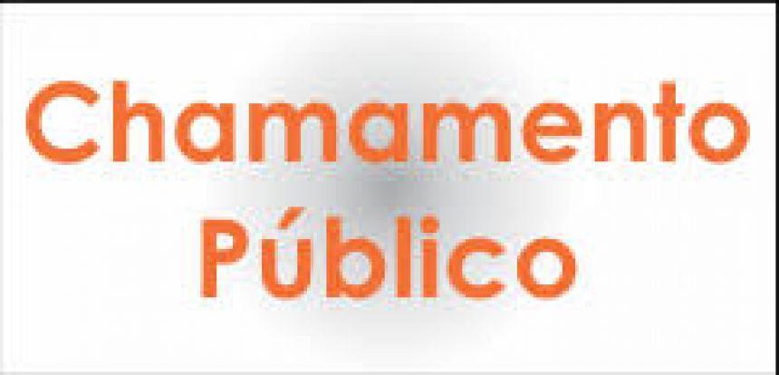 CHAMADA PÚBLICA 003-2018 CRAS