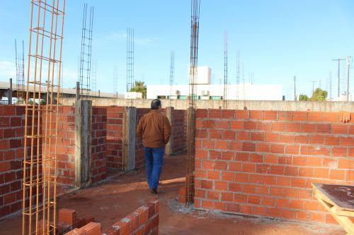 Construção do Pronto Atendimento Municipal