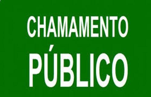 CHAMAMENTO 04-2018 - DIVERSAS FUNÇÕES - CRAS