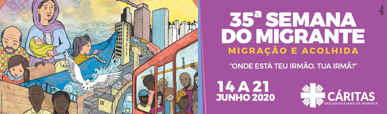35 Semana Nacional do Migrante