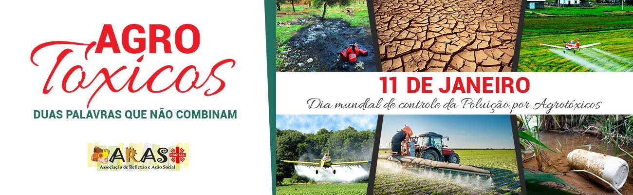 Dia Mundial de Controle da Poluição por Agrotóxicos