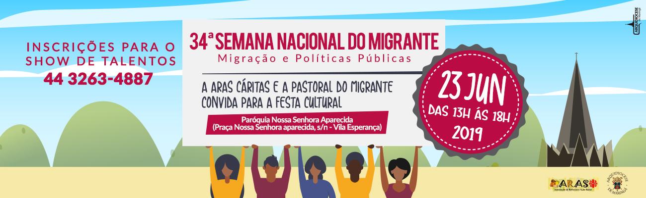 Semana do Migrante