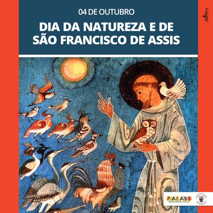 Celebração de São Francisco de Assis: proposta para uma conversão ecológica