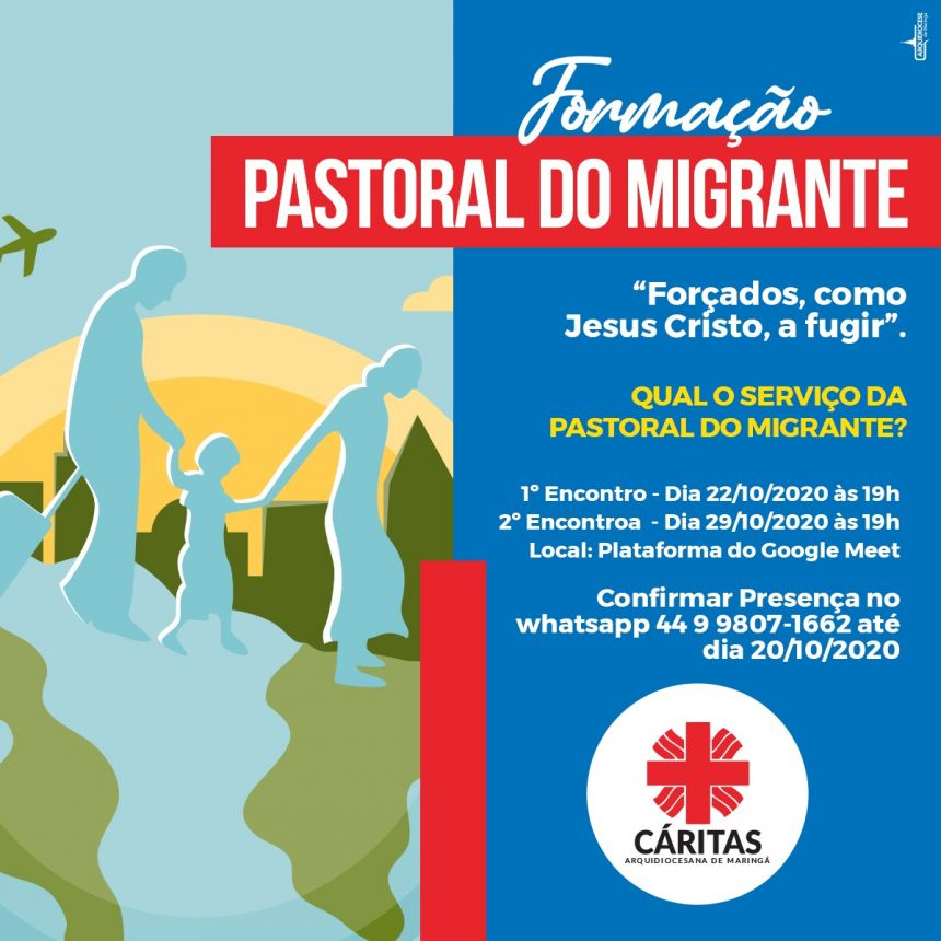 Formação Pastoral do Migrante