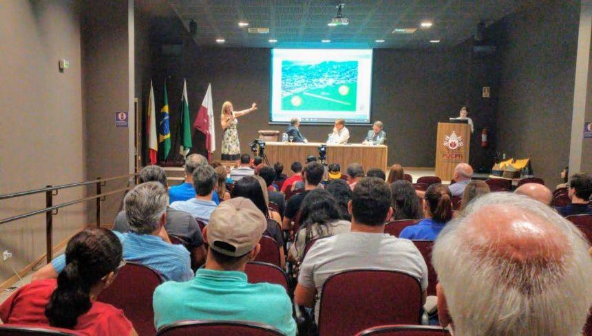 II Seminário Sobre os Efeitos do Uso de Agrotóxico na Vida e na Saúde da População