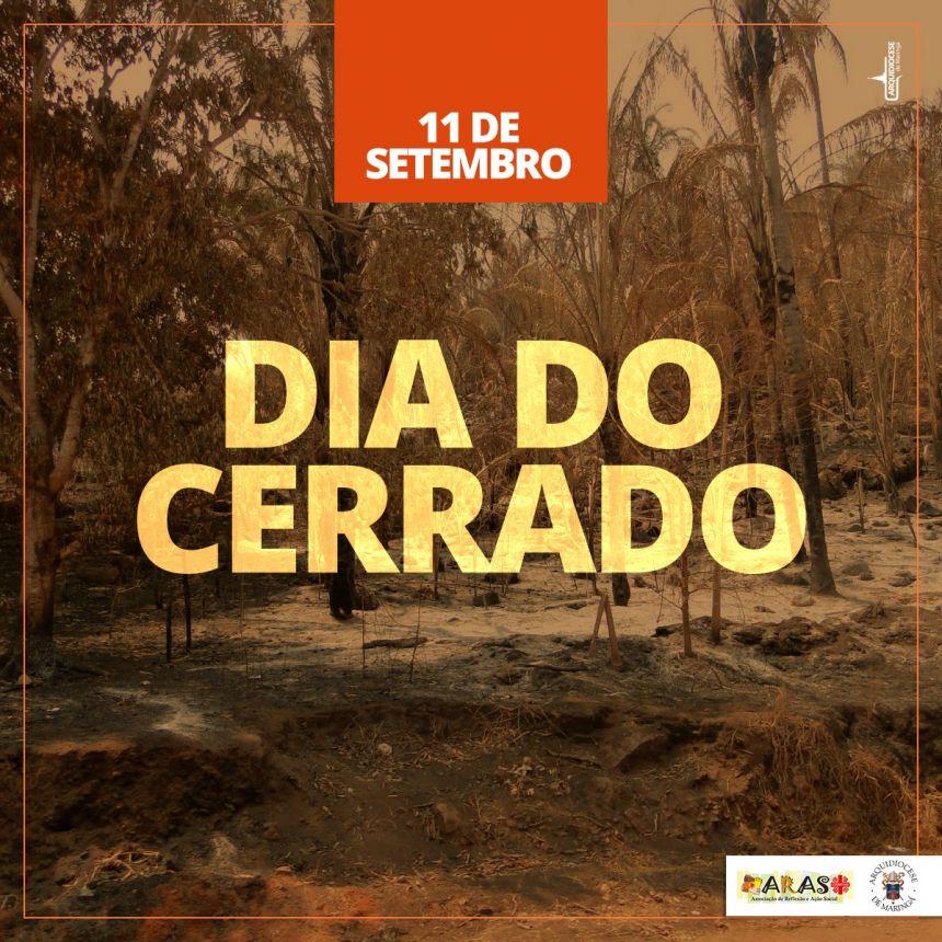 Dia do Cerrado - 11 de Setembro