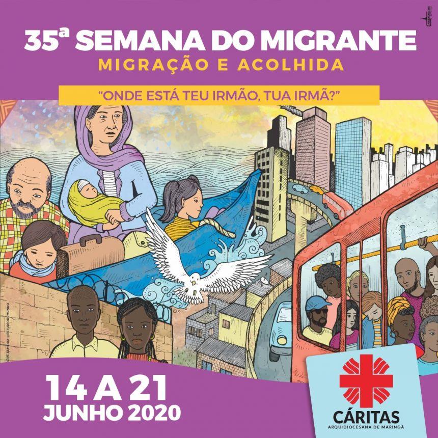 35ª Semana Nacional do Migrante