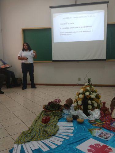2019 em pauta na Aras Cáritas Maringá