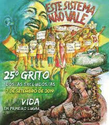 GRITO DOS EXCLUÍDOS/AS