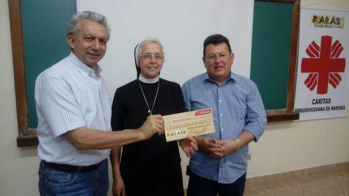 Repasse do Recurso do Fundo Arquidiocesano