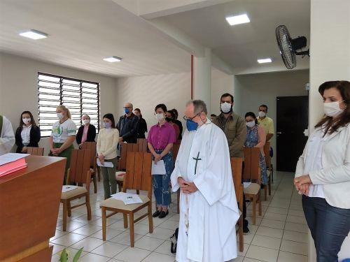 Dom Severino preside missa de benção e inauguração do Centro Social Arquidiocesano