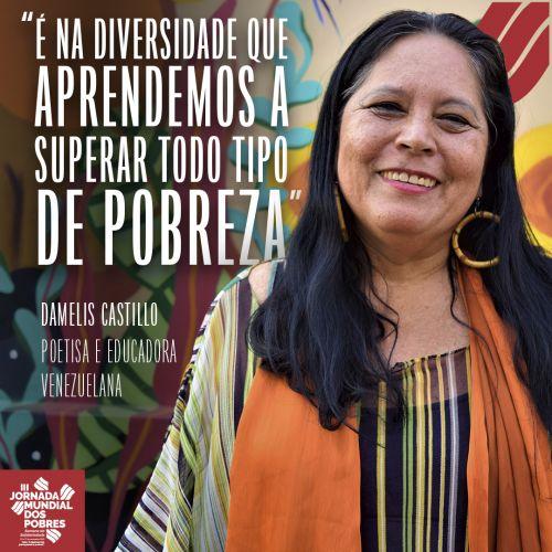 """III Jornada Mundial do Pobre 2019: """"A esperança dos pobres jamais se frustrará"""""""
