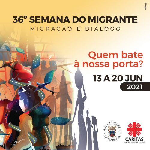 36ª Semana Nacional dos Migrantes
