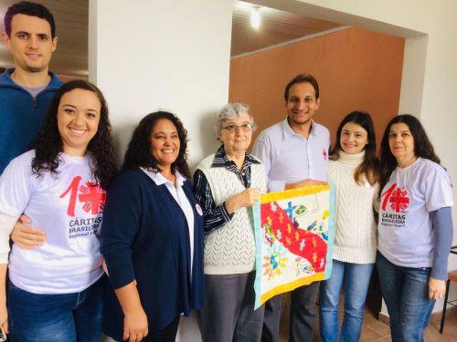 Romaria 10 anos da Cáritas Regional Paraná