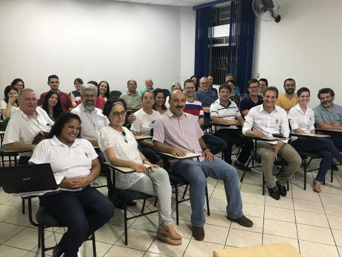 ARAS Cáritas elege nova diretoria