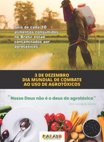 ARAS promove Ação de Conscientização quanto ao uso de Agrotóxicos
