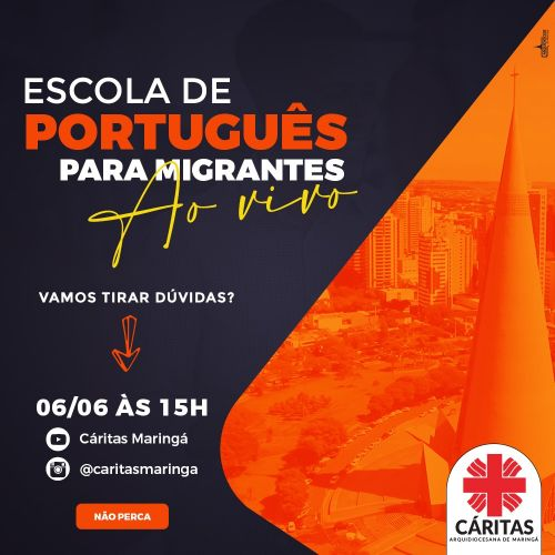LIVE - Escola de Português para Migrantes